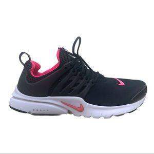 Nike Air Presto Black and Pink